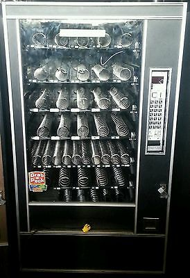 Automatic Products Chip Candy Pastry Vending Machine