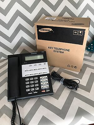 Used Perfect Condition Samsung IDCS 18D Business Telephone System