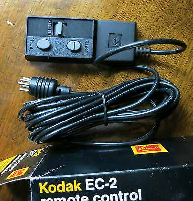 Kodak EC-2 Remote Control with Focus Button