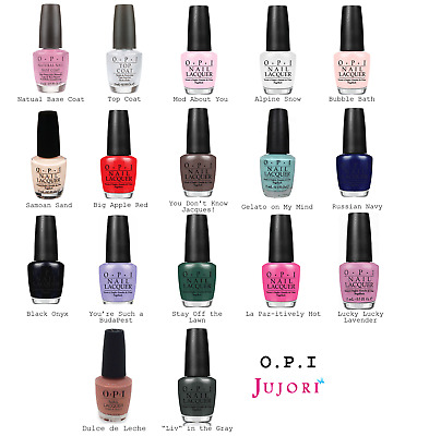 OPI Nail Polish - 15ml - Pick Your Colour - Postage Combined