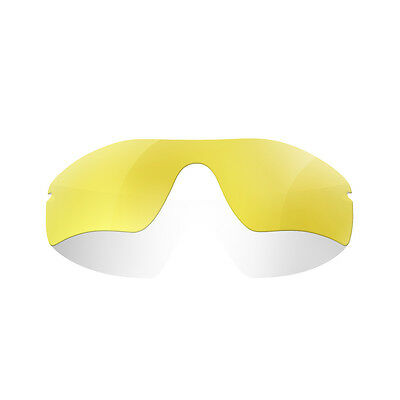 Fit&See Polarized Yellow Night Vision Replacement Lenses for Oakley Radar Path