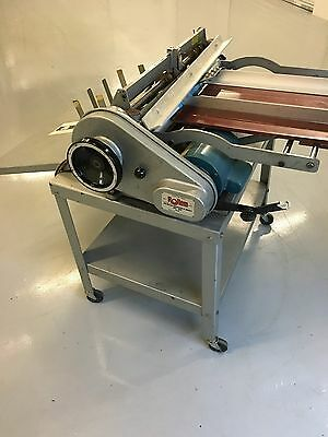 "Rollem Champion 990 24"" Perforating Scoring finishing Slitter"