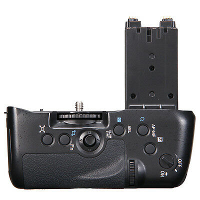 With track Battery Grip For Sony VG-C77AM Alpha DSLR- A77 A77V SLT-A77V/SLT-A77