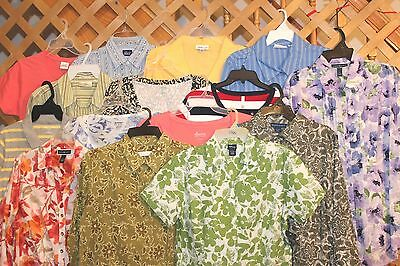 Lot Of 15  Karen Scott Style & Co Laura Scott  Coldwater Creek  Size L   #5