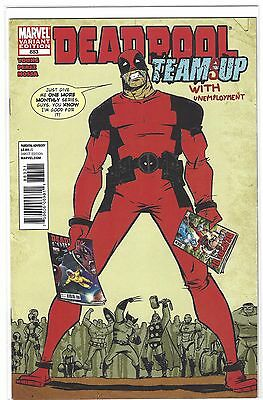 Deadpool Team-Up #883 Skottie Young Variant 1st Print