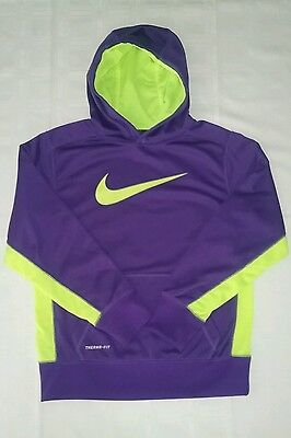 NIKE Therma Fit Youth Boy/Girl Hoodie Size M