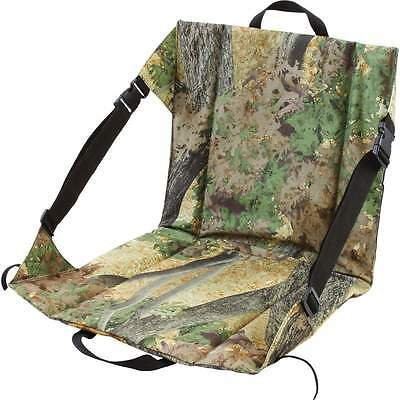 Deer Turkey Tree Stand Treestand Camo Hunting Blind Portable Seat Pillow Cushion