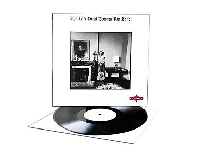 Townes Van Zandt - The Late Great Townes Van Zandt  Vinyl Lp Neu