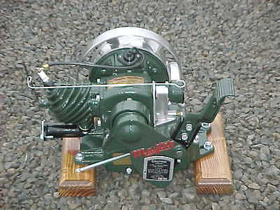 Restored 1936 Maytag Model 19 Gas Engine Motor Hit Miss Wringer Washer VINTAGE