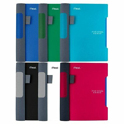 Five Star Mini-Advance Spiral Notebooks 6-PACK, 1 Subject College Ruled, 7 x 4