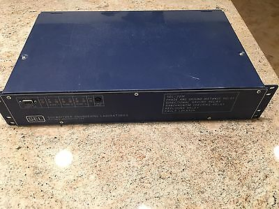 SCHWEITZER SEL-221F Phase and Distance RELAY 221F00-4256MHGB 120VAC Power