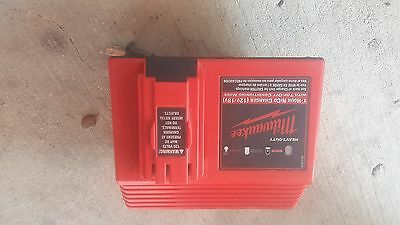Milwaukee 18V Battery Charger 48-59-0255 ( USED )