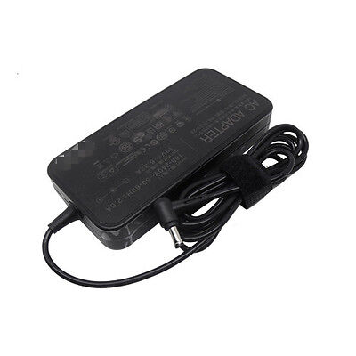 Original 19V 6.32A 120W Silm Laptop Adapter Power Charger ASUS N46VZ PA-1121-28