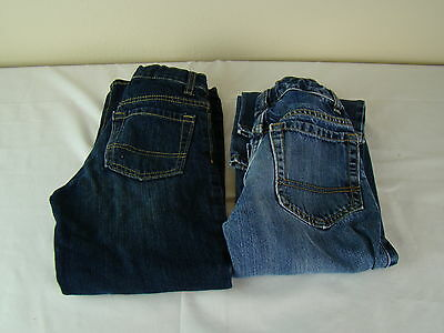 2 Pair of Boys Jeans - Old Navy - Size 7 Slim