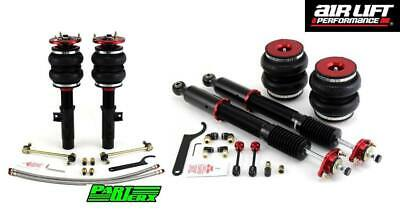 BMW E46 Air Lift Performance Series Front & Rear Air Ride Suspension Struts Bags
