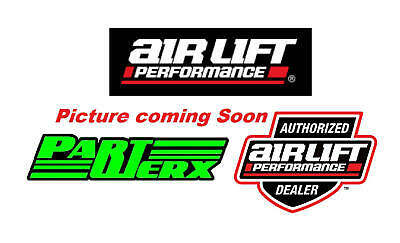 """Air Lift Fitting Pack for 2.5 Gallon Aluminum tank with 3/8"""" lines & APV2 (1..."""