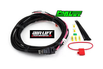 Air Lift AutoPilot V2 Second Compressor Integration Harness Air Lift Suspension