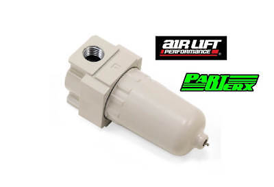 Air Lift Water Trap – 1/4″ FNPT – SMC # AF20-N02-2Z-A Air Lift Suspension