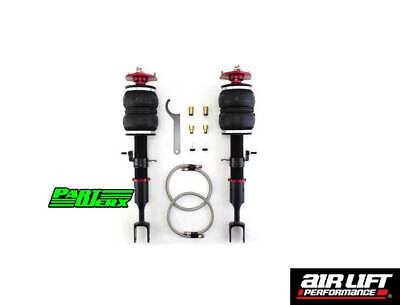 Air Lift Performance Front Air Ride Suspension Struts Bags Kit Fits Nissan 350Z