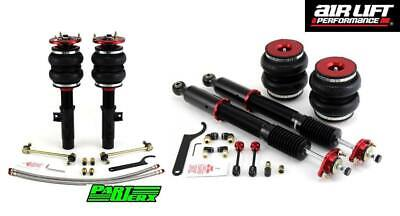 BMW E46 M3 Air Lift Performance Front & Rear Air Ride Suspension Struts Bags Kit