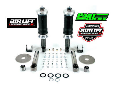 Air Lift Performance Universal 5″ Sleeve Over Shock Suspension Air Bag Custom...