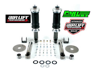 "Air Lift Performance Universal 5"" Sleeve Over Shock Suspension Air Bag Custom"