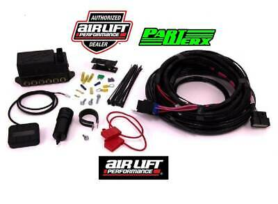 "Air Lift AutoPilot V2 Management Only 1/4"" Air Line No Tank No Compressor"