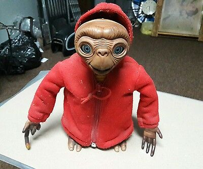 E.T. Extra Terrestrial Talking Interactive Figure Furby Tiger 2000