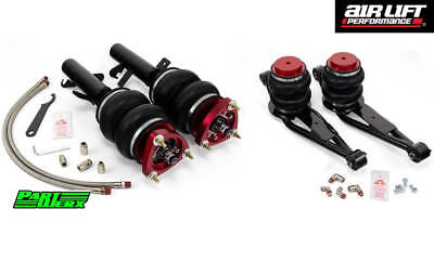 Ford Focus MK3 Air Lift Performance Front & Rear Air Ride Bags Suspension Kit