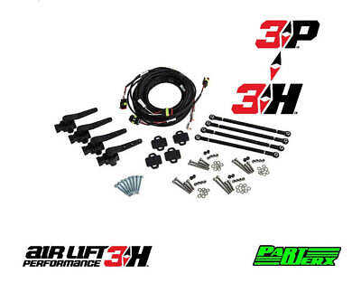 Air Lift Performance 3P to 3H Height Upgrade Air Lift Air Ride Suspension