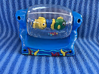 Evenflo Triple Fun Fish Pond Exersaucer Spinner Fish Toy Replacement Part
