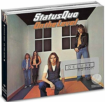 /1117273/ Status Quo - On The Level (Deluxe Edition) (2 Cd) [CD] Nuevo