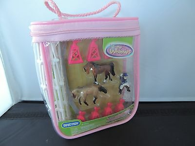 Breyer Horses - Mini Whinnies #300125 - Sunshine State Dressage Playset - NEW