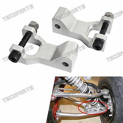 "CNC 3.5"" Front Lowering Kit For Yamaha Banshee 350 YFZ350, Warrior 350 YFM350X"