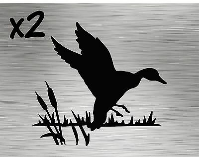Duck Hunting Decals HNT1 #118 Duck Hunting Boat//Truck Window Stickers