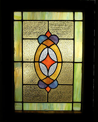 Stained Glass Window Original Stunning Sun Glass Window