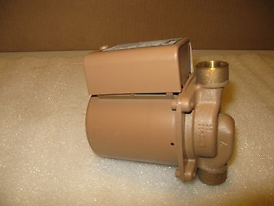 "New Taco 003-B4 Bronze 3/4"" Sweat Cartridge Circulator Pump 120 Volts"
