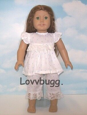 Summer Pajamas for 18 inch Doll Clothes American Girl    Widest Variety Lovvbugg