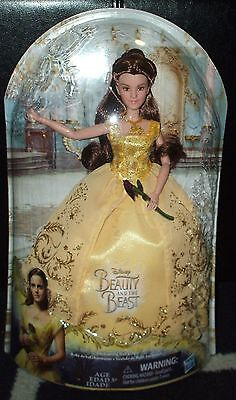 2017 Disney BEAUTY and the BEAST ~ BELLE Enchanting Ball Gown Movie Figure Doll