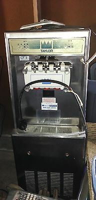 Taylor soft serve ice cream yogurt machine 794-27 single phase air cooled