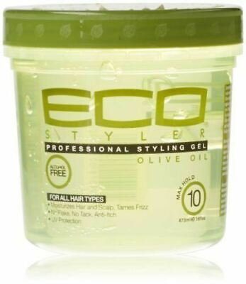 Eco Styler Olive Oil Styling Gel - 473ml