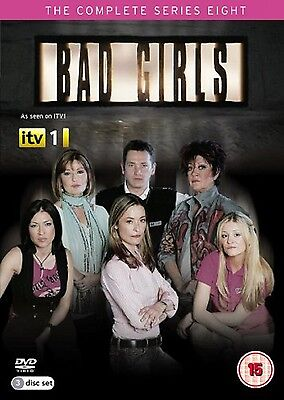 Bad Girls: The Complete Series 8 - New Dvd
