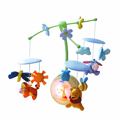 Tomy Mobile Sons et Lumières Winnie l'Ourson