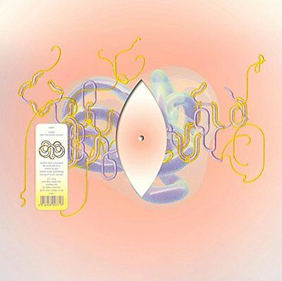 """BJORK Notget Lotic Fromdeath Version Clear Etched 12"""" Vinyl 2015 NEW & SEALED"""
