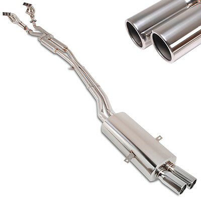 Direnza Manifold Back Stainless Exhaust System For Bmw 3 Series E36 320 328 6Cyl