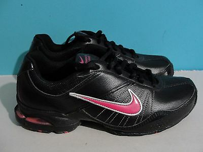 Nike Air Women's Training Athletic Running Black  Shoes 366650-003 SIZE 7.5
