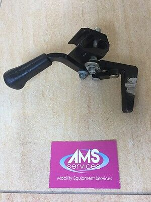 Wheelchair Transit / Attendant Standard Right Brake / Brakes Assembly -  Parts