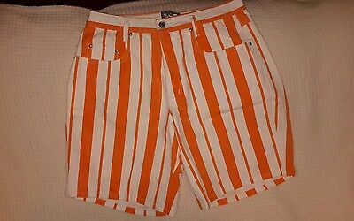 vintage Sam And Libby Striped Women's Shorts Size 7/8
