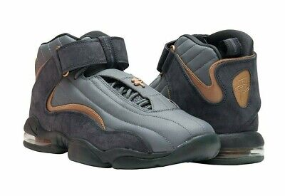 cheap for discount 1e2c6 51f18 Nike Air Penny IV 4   864018 002 Wolf Grey   Copper Mens SZ 8 -