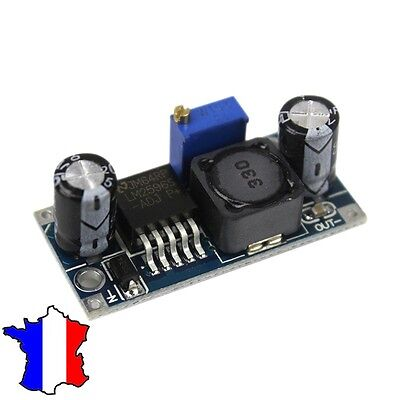 LM2596 DC-DC Module Abaisseur Regulateur Tension Step Down CC Ajustable